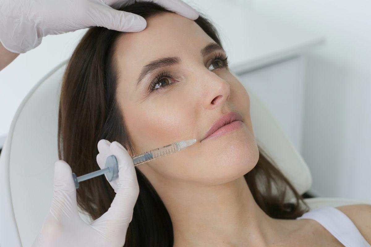 behandeling hangende mondhoeken refleqt clinic haarlem