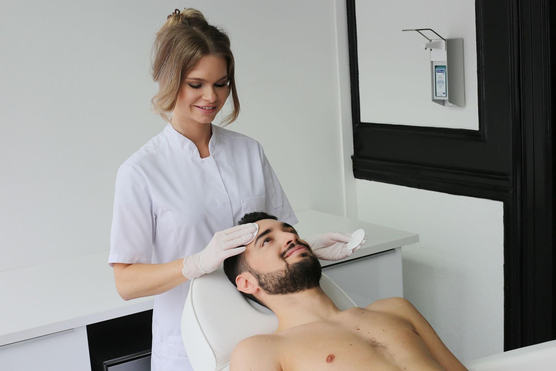 rosacea refleqt clinic haarlem